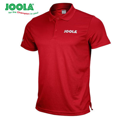 2018 new arrival JOOLA Table tennis clothes sportswear quick dry short sleeve men ping pong Shirt Badminton Sport Jerseys
