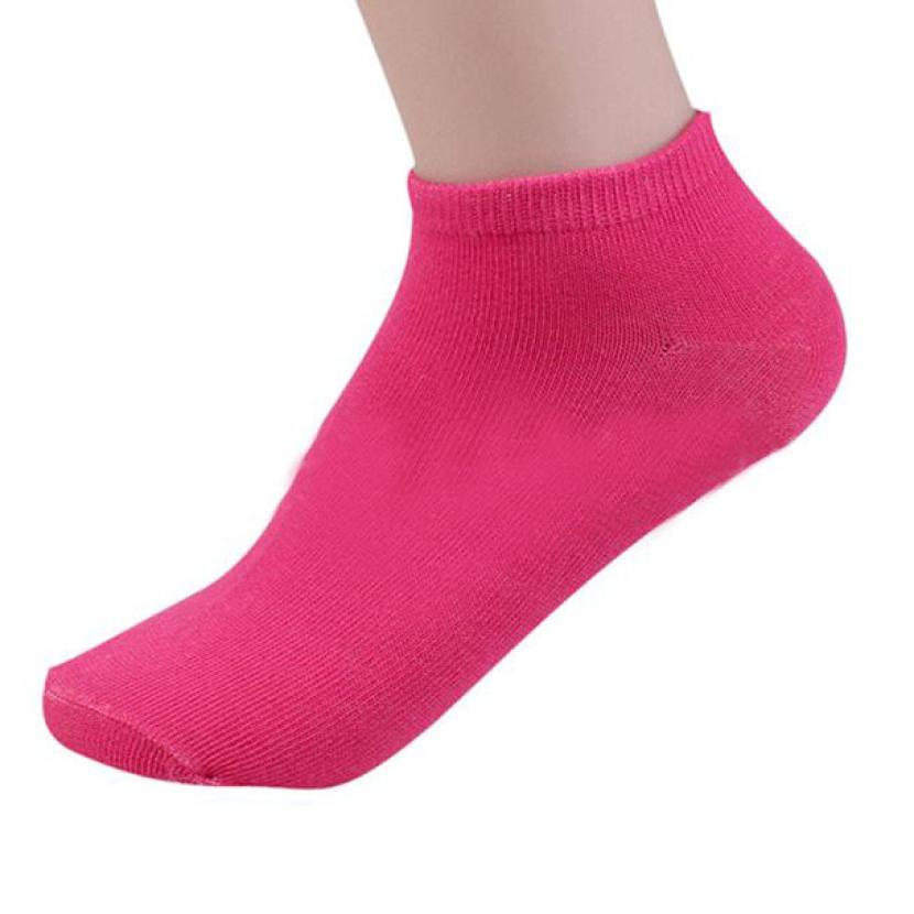 feitong Women's Socks Short Female Low Cut Ankle Socks For Women Ladies White Black Socks Short Chaussette Femme Summer