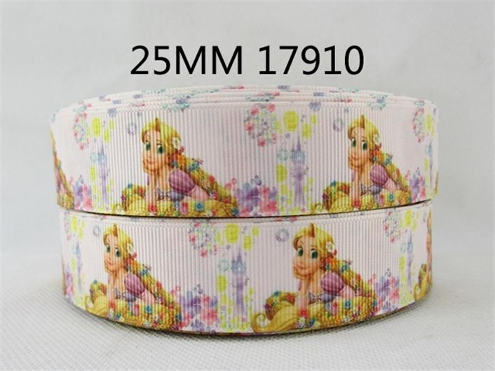 "- (5yds per roll) 1""(25mm) Cartoon high quality printed polyester ribbon 5 yards,DIY handmade materials,wedding gift wrap,5Yc1192 - 1017910001  jetcube"