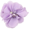 - 2.5 inch Pearl Diamond Headdress Flower Hair Accessories New Born Teens Girl Hairpin Children Fashion Elastic Hairclip Hairbow - 10  jetcube