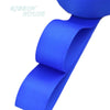 "- (5 meters/lot) 1"" (25mm) Grosgrain Ribbon Wholesale gift wrap Christmas decoration ribbons - Blue  jetcube"