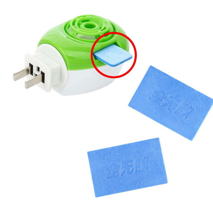 10 pcs/lot Anti Insect Mosquito Repellent Tablet Safety Mildly Toxic Household Mat  UpCube- upcube