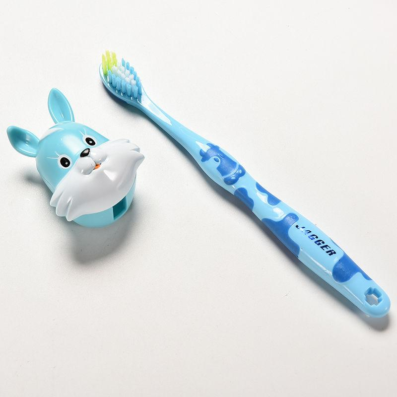 - 1 Pcs Lovely Cartoon Cows Rabbit Children's child toothbrush kid Toothbrush For little Boy Girl Tooth Brush Toddler Teethbrush -   jetcube