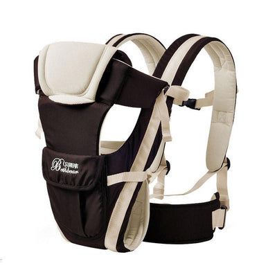 - 0-24M Breathable Multifunctional Front Facing Baby Carrier Adjustable Newborn Sling Portable Backpack Pouch kid carriage wrap - 4 / OneSize  jetcube