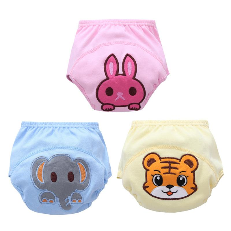 - 10Pcs Reusable Baby Waterproof Nappies new cloth diaper merries disposable nappies disposable diapers diapers merries -   jetcube