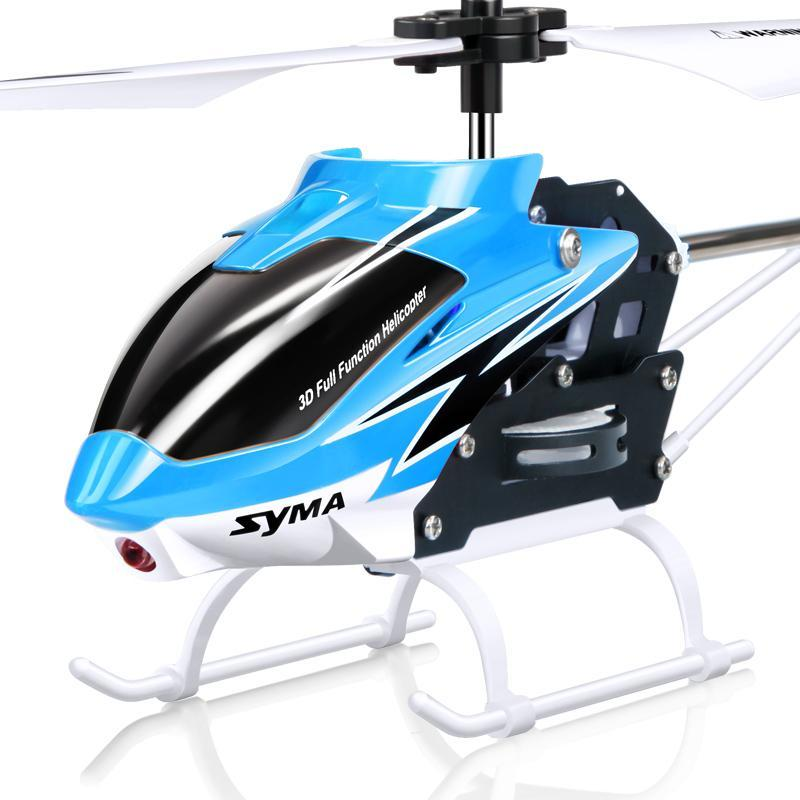 - 100% Original SYMA S5-N RC aircraft 3CH electric remote control helicopter with Gyro shatterproof children's toys model -   jetcube