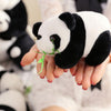 - 11cm Lovely Super Cute Stuffed Kid Animal Soft Plush Panda Gift Present Doll Toy - Default Title  jetcube