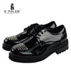 2016 New Japanese Style Men's Shoes Casual Low Top Leather Shoes Classic Men Leisure Lace Up Board Shoes