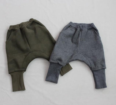 - 2-7 years 2017 New Wholesale Autumn Patchwork Boys Girls Pants Baby Pants pick size color - Default Title  jetcube