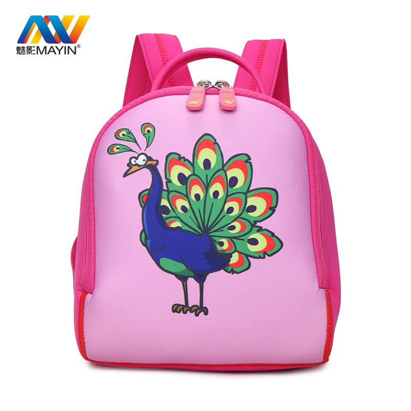 MAYIN 3D Cartoon Animal Kindergarten Backpacks Waterproof Toddler Kids  Backpacks for Baby Girl and Boy Child 1f5917fdff