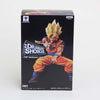 - 12cm - 17cm Dragon Ball Z Dramatic Showcase Super Saiyan Son Goku Son Gohan Cell PVC Action Figure Toy - Goku with color box  jetcube