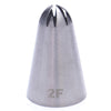 #2F Stainless Steel Piping Icing Nozzle Cake Cream Pastry Pastry Baking Tip - Jetcube