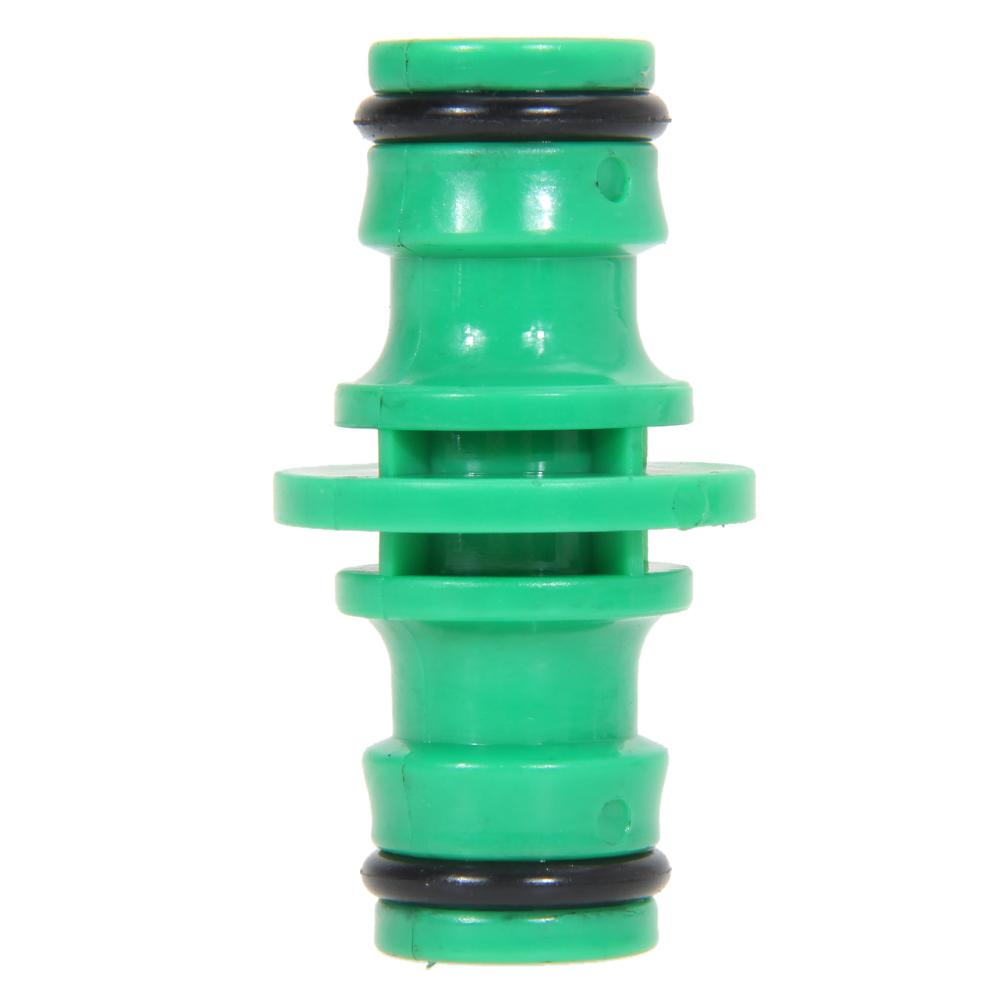 - 10Pcs/lot Plastic Watering Hose Pipe Fitting Set Connector Hose Couplers for Garden Plants Lawn Watering Kits Garden Tools -   jetcube