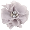 - 2.5 inch Pearl Diamond Headdress Flower Hair Accessories New Born Teens Girl Hairpin Children Fashion Elastic Hairclip Hairbow - 12  jetcube