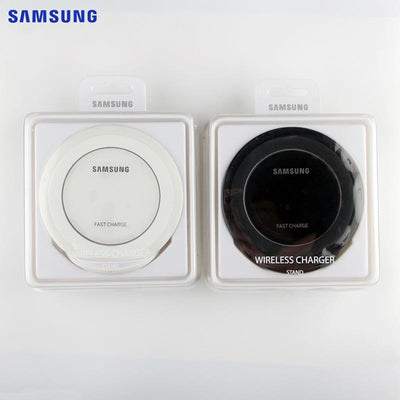 SAMSUNG Original Fast Wireless Charger Charging Pad For Samsung Galaxy Note8 N950F iPhone8 S7 Edge S7edge G955F S8+ S8 EP-NG930