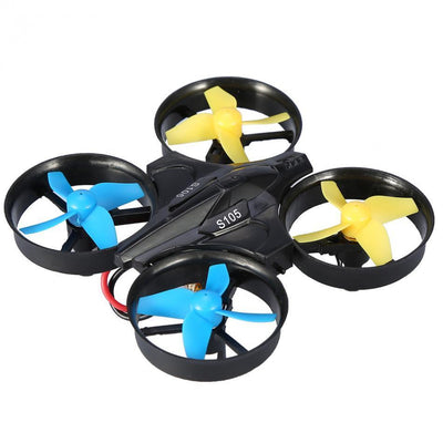 - 2.4GHz Remote Control Mini Drone RC Quadcopter Headless Mode One Key Return RC Helicopter For Kids Toy without Camera 360 Roll - Default Title  jetcube