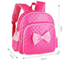 - 2-7 Years Girls Kindergarten Children Schoolbag Princess Pink Cartoon Backpack Baby Girls School Bags Kids Satchel Baby Backpack - Rose  jetcube