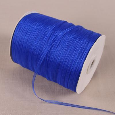 - (20 yards/lot) 1/8''(3mm) organza ribbons wholesale gift wedding Christmas decoration wrapping ribbons - 1040  jetcube
