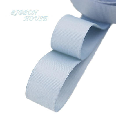 "- (5 meters/lot) 1"" (25mm) Grosgrain Ribbon Wholesale gift wrap Christmas decoration ribbons - Grey  jetcube"