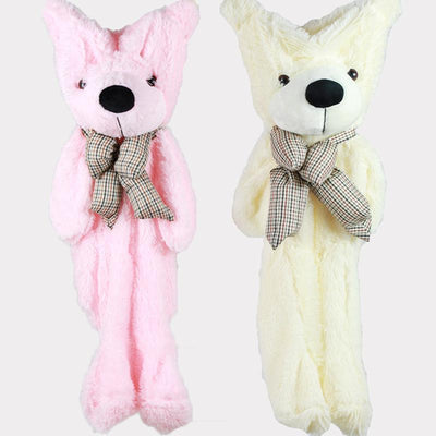 - 180cm Teddy Bear Skins Plush Soft Toy Dolls Giant empty Bear animal skins shell for kids Cute Peluche Animal Stuffed Toys Gifts -   jetcube