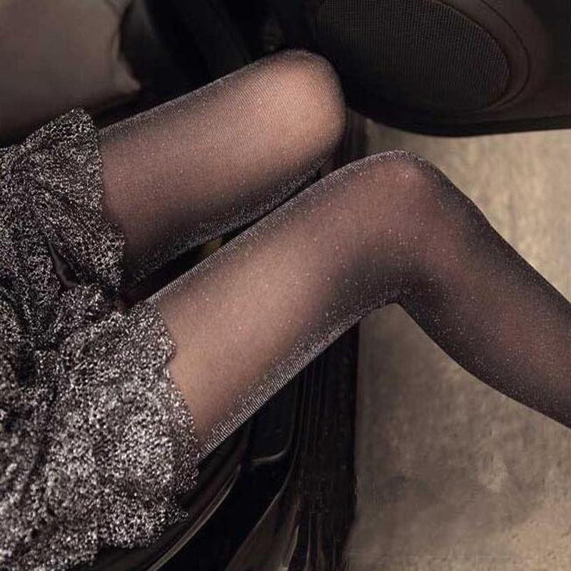 Sexy Shiny Pantyhose Glitter Stockings Womens Glossy Tights Women Clothing Accessory Fashion Good Quality Gifts