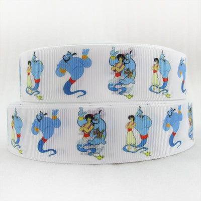 "- (5yds per roll) 1""(25mm) Cartoon high quality printed polyester ribbon 5 yards, DIY handmade materials, wedding gift wrap,5Yc956 - 1045632001  jetcube"