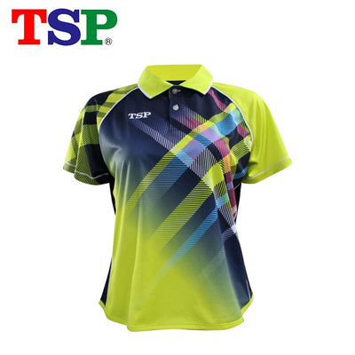 Tsp High Quality Table Tennis Jerseys For Women Sport T-shirts Ping Pong Shirts Cloth Short Sleeve Sportswear