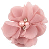 - 2.5 inch Pearl Diamond Headdress Flower Hair Accessories New Born Teens Girl Hairpin Children Fashion Elastic Hairclip Hairbow - 17  jetcube