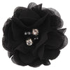 - 2.5 inch Pearl Diamond Headdress Flower Hair Accessories New Born Teens Girl Hairpin Children Fashion Elastic Hairclip Hairbow - 5  jetcube