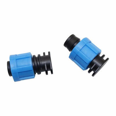 - 10 pcs DN17 Drip Tape end Plugs Drip Irrigation Pipe Fittings Garden Water Connectors for gardening water system -   jetcube