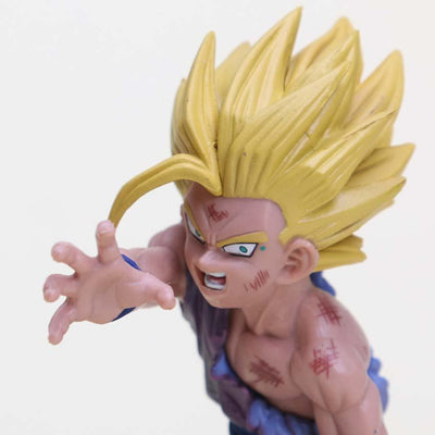 - 12cm - 17cm Dragon Ball Z Dramatic Showcase Super Saiyan Son Goku Son Gohan Cell PVC Action Figure Toy -   jetcube