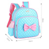 - 2-7 Years Girls Kindergarten Children Schoolbag Princess Pink Cartoon Backpack Baby Girls School Bags Kids Satchel Baby Backpack - Blue  jetcube