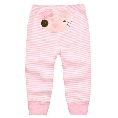 Mom's care Autumn 100% Cotton Baby PP Pants Infant Trousers Kids Wear Newborn Toddler Boys Girls Casual Pants Childrens Clothes