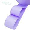 "- (5 meters/lot) 1"" (25mm) Grosgrain Ribbon Wholesale gift wrap Christmas decoration ribbons - Lavender  jetcube"