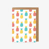 WS Stationery - #6889- Pineapples Card -   jetcube