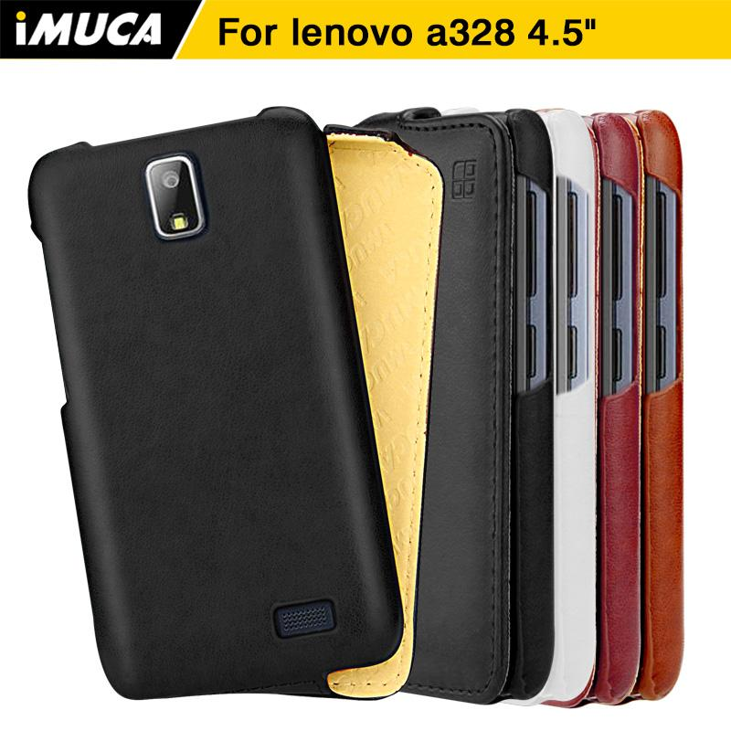 quality design 7db99 3f1b7 IMUCA For lenovo a328 A328 Cases Covers Vertical Flip PU leather Cases  lenovo a328 cases Flip Cover Shell Protective phone bags