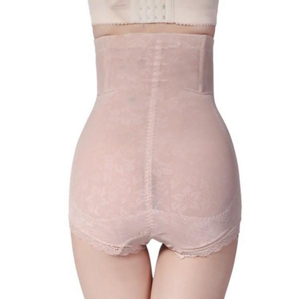 Intimates High Waist Slim Corset Hips Tummy Control Lace Shaper Briefs Underwear