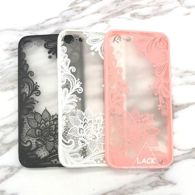 2eb3f51db29 LACK Sexy Lace Datura Paisley Mandala Henna Flower Case For iphone 7 Case  For iphone7 6