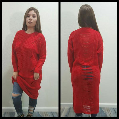 Long Sweater Dresses For Women 2017 Autumn Winter Brand Plus Size