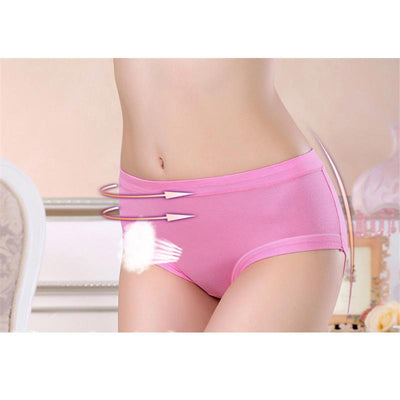 Womens Menstrual Period Underwear Modal Cotton Panties Physiological Leakproof