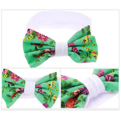 Mom and Me Headband Girls Elastic Bow Floral Flowers Headband Turban Knot Rabbit Headwrap Photo Prop Gift for Mom and Kids