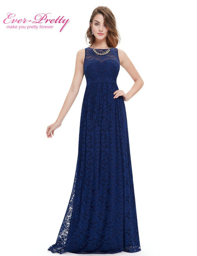 Navy Blue Prom Dresses Fast Shipping Ever Pretty Ep08824 Long Prom