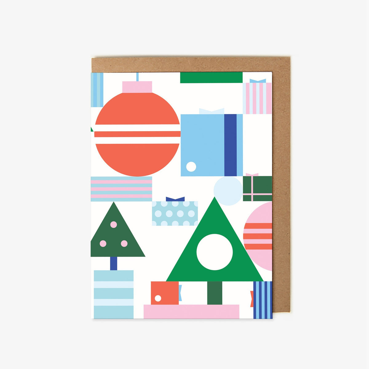 #8471 Nordic Holiday Card - Jetcube