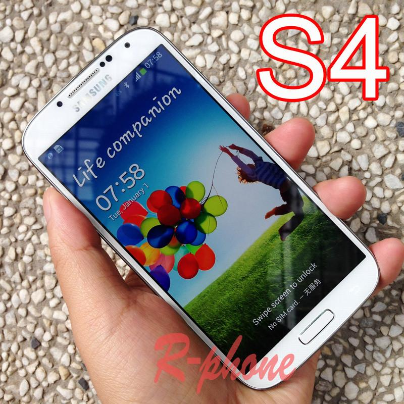 Original SAMSUNG Galaxy S4 I9500 I9508 Mobile Phone Unlocked Refurbished  Android Phone