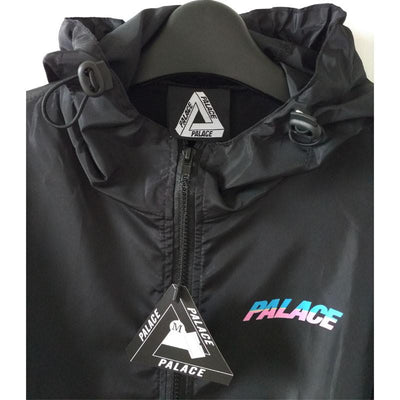 Palace Jacket 2017SS Summer Spring Sunscreen Windbreaker Hip Hop Streetwear Windproof Softshell Uniform Palace Skateboard Jacket