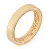 Rings - 14K Gold .925 Sterling Silver Wedding Band (4mm) -   jetcube