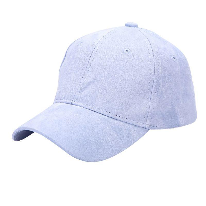 Suede Baseball Caps Polo Caps Womens Snapback Hats Adjustable Cap Female  Hats 77dfcfc5331