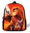 - 12-inch Simba The Lion King Backpack Kids Boys Cartoon The Lion King School Bags Children Girls Preschool Baby Kindergarten Bag - ZC342  jetcube