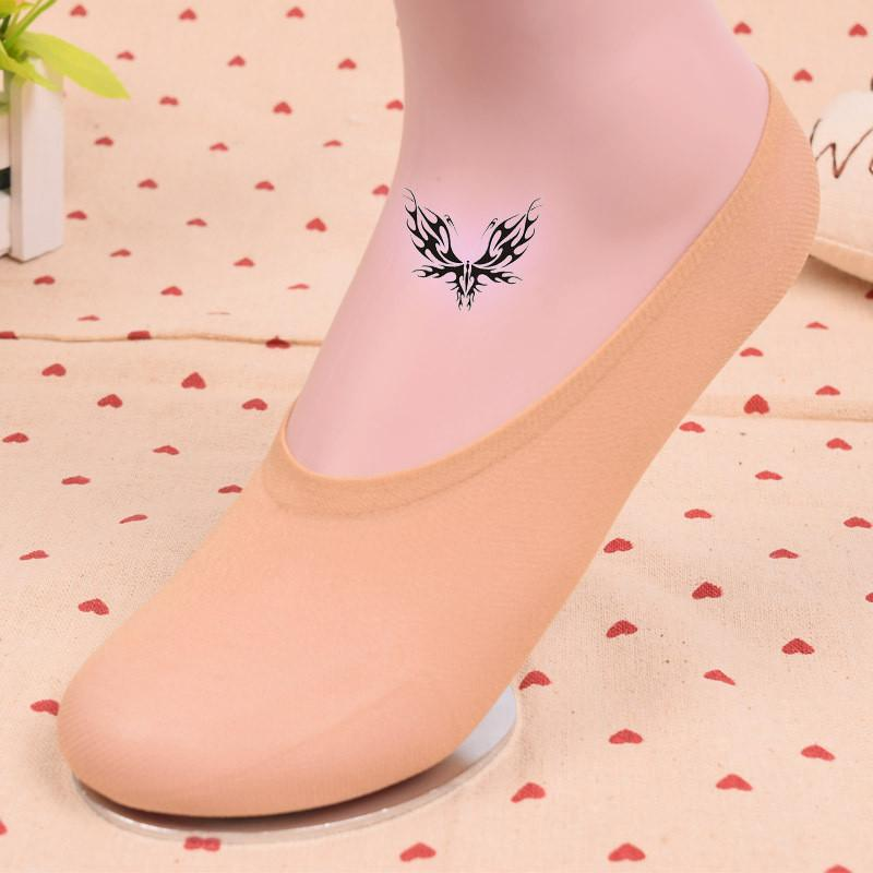 Warm comfortable cotton bamboo fiber girl women's socks ankle low female invisible  color girl boy hosiery  1pair=2pcs WS53