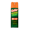 Cutter Backwoods High DEET Insect Repellent 7.5 Ounces, Aerosol With 40% DEET